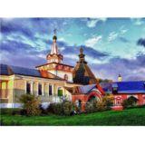 Картина Церковь преображения фото