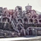 Картина Аланский Успенский мужской монастырь фото