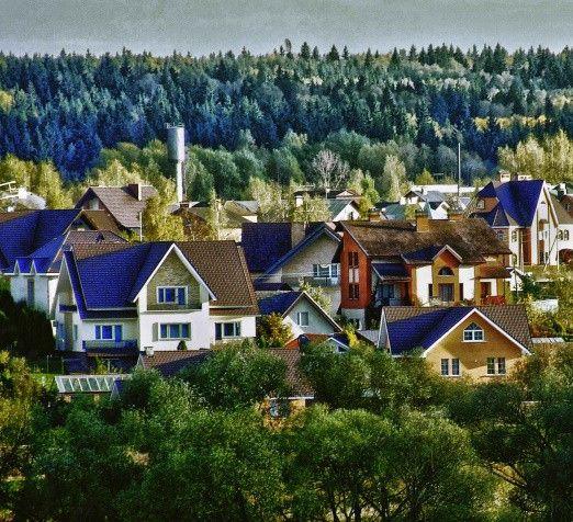 Картина Звенигород фото