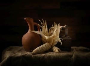 Картина Кукуруза фото